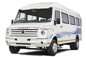 Hire 16 seater tempo traveller in delhi