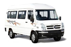 17 seater tempo traveller in delhi