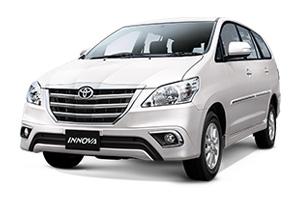 Hire Toyota Innova cab in delhi