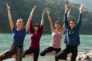 Golden Triangle Tour with Yoga Meditation